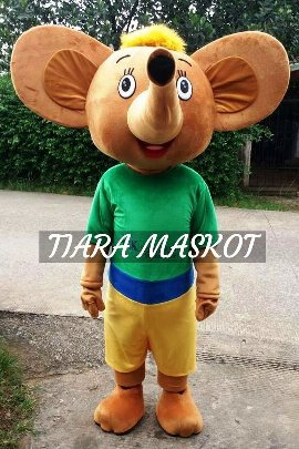 Contoh Kostum Badut Maskot