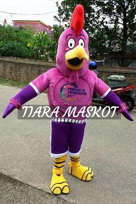kostum maskot pemerintah daerah kabupaten tangerang