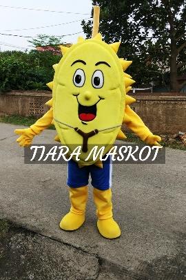 kostum maskot Taman Buah Mekarsari Durian